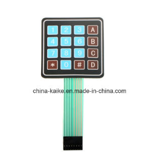 Membrane Switch Keypad Keyboard pictures & photos