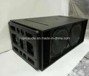 RS18 Dual 18 Inch Line Array Subwoofer, PRO Audio pictures & photos