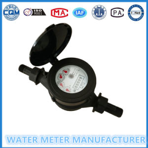 ABS Plastic Mechanical Multi Jet Water Meter pictures & photos