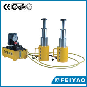 Fy Series Multi-Stage Hydraulic Cylinder pictures & photos