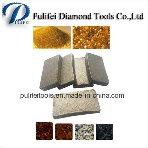Saw Granite Cutting Blade Segment for Marble Masonry Quarry Cutting