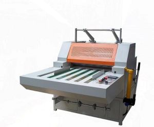 Laminator Machine 720mm Hydraulic Laminating Machine (WD-720) pictures & photos