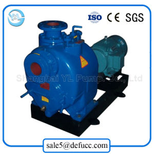 6 Inch Dry Priming Centrifugal Sewage Pump for Chemical pictures & photos