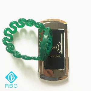 Electronic Wristband SPA Hotel Sauna Security RFID Keyless Cabinet Locks pictures & photos