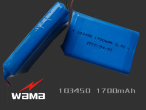 Li-ion Polymer Battery 8000mAh 9548118 High Voltage