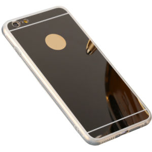OEM 18k 24k Gold Plated TPU Phone Case for iPhone 6 6 Plus pictures & photos