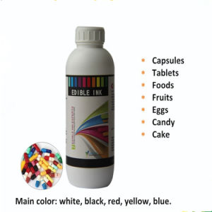 Gravure Edible Printing Ink for Pharmaceutical Industry Especially for Capsule/Candy pictures & photos