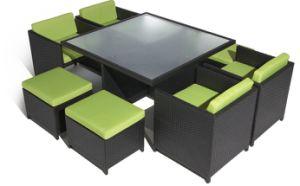 Outdoor Garden Wicker Rattan Patio Furniture Corner Sofa Sectional Lounge Set pictures & photos
