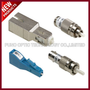 3dB Fiber Optic FC UPC Female to Female Single Mode Fixed Flanged Attenuator pictures & photos