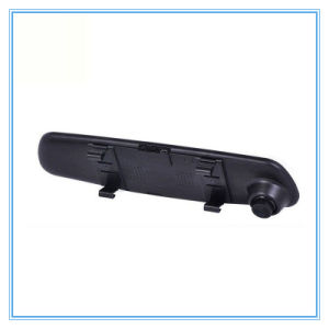 Dual Lens Rearview Camera with Video Recorder pictures & photos