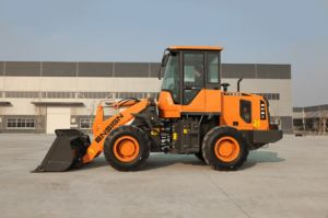 2 Ton Mini Wheel Loader Ensign Yx620 with Joystick and 1.0 M3 Bucket From China pictures & photos