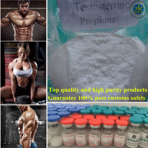 Muscle Anabolic Steroids Testosterone Propionate Drugs Powder pictures & photos