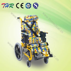 Thr-Cw985 Children Cerebral Palsy Medical Wheelchair pictures & photos