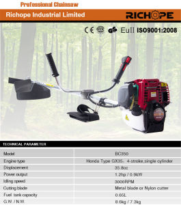 Gx35 4 Stroke Grass Cutter Bc350 pictures & photos