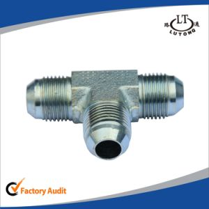 Rubber Hose Hydraulic Pipe Fittings Ajjh Adaptors pictures & photos