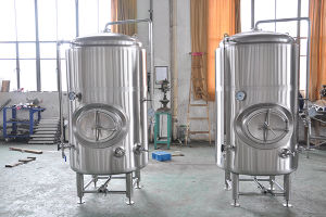Stainless Steel Jacketed Brite Tanks-Double pictures & photos