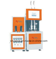 2liter Semi-Automatic Pet Bottle Stretch Blow Molding Machines pictures & photos