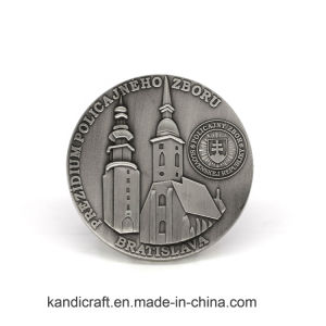 Hot Sale China Promotional Metal Coin for Gift pictures & photos