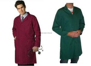 100% Autoclavable Washable Reusable Cotton Surgical Gown pictures & photos