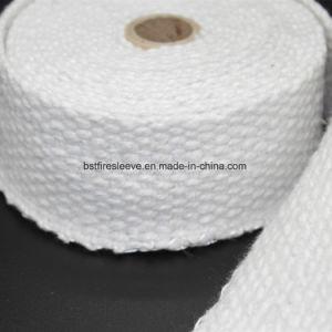 Thermal Resistant Ceramic Fiber Exhaust Pipe Insulation Wrap pictures & photos
