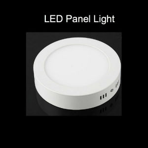 3W Round Shape Wall Mounted SMD LED Panel Light for Indoor pictures & photos