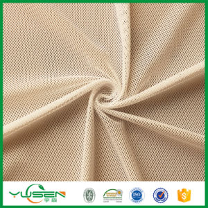 Textile Wholesale Cool Dry Fit Wicking Mesh Fabric for T Shirt pictures & photos
