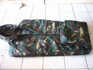 Mummy Military Multicam Tactical Outdoor Travelling Eidendown Filling Water-Proof Sleeping Bag pictures & photos