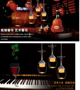 The Cup Shape Acrylic LED Ceiling Light pictures & photos