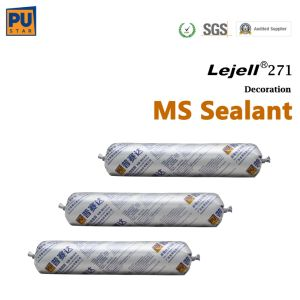 Ms Silicone Glass Sealant / UV Resistant/Natural Stone Sealants pictures & photos
