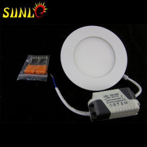 LED Panel 6W Light China LED Indoor Lighting (SL-MBOO6) pictures & photos