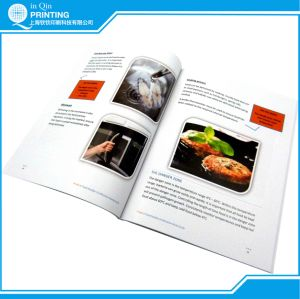 Personalized Service Quality Printing Cookbook pictures & photos