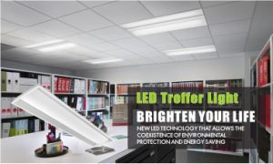 Dlc ETL 35W LED 2X4 Troffer Light, , Troffer Retrofit Kit, 4550lm, 100W HP pictures & photos