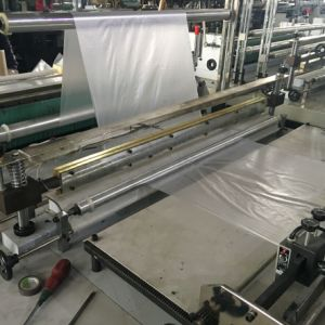Hot Sealing Cold Cutting Plastic Bag Making Machine pictures & photos