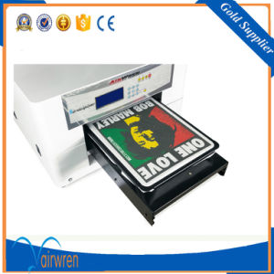 Good Quality T Shirt Printing Machine A3 Size DTG T Shirt Printer for Cotton pictures & photos