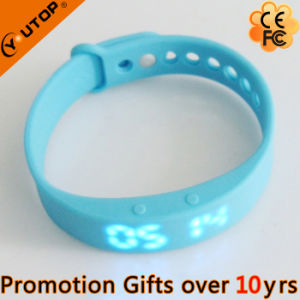 Hot Sales Smart Bracelet with LED for Sports (YT-WSD-04) pictures & photos