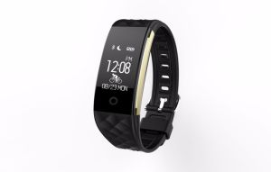 S2 Dynamic Heart Rate Movement Health Monitoring Smart Bracelet