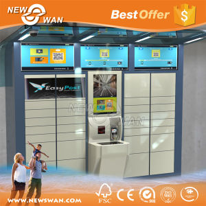 12 Cells Non-Screen Smart Laundry Locker Price pictures & photos