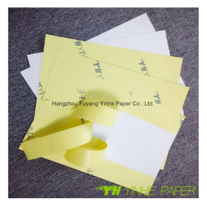 Self Adhesive Coated Thermal Paper pictures & photos