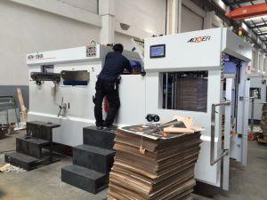 Corrugated Paper Automatic Die Cutting Machine (AEM-1080) pictures & photos