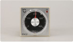 0-399c 220V K Type Thermocouple Input Guide Rail Type Temperature Controller E5c2, Pid Controller, Temperature Meter pictures & photos