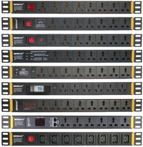 Reinforced 1u-P Series PDU for Customized pictures & photos