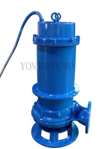 Yonjou 1HP/ 2HP/ 4HP/ 10HP Submersible Electric Pump for Wastewater pictures & photos