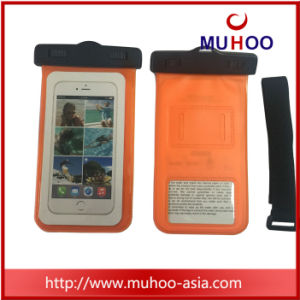 PVC Mobile Phone Waterproof Dry Bag for Promotional pictures & photos