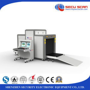 Baggage X-ray Scanner AT100100 Xray Machine for luggage security shcek pictures & photos