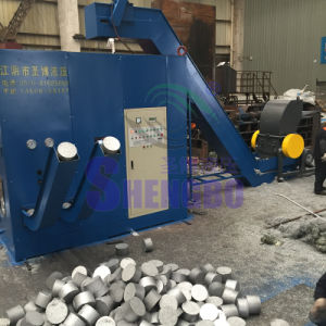 Large Output Scrap Aluminum Shavings Briquette Pressing Machine pictures & photos