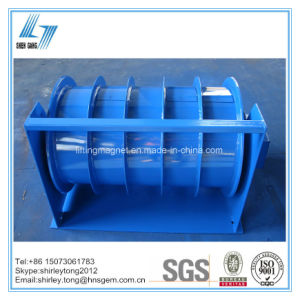 Auto Type Spring Cable Reel for Five Drums Cable pictures & photos