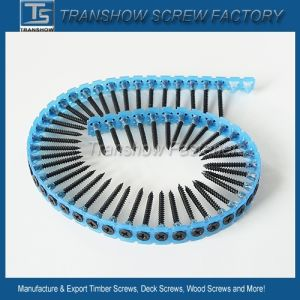 Best Quality Collated Drywall Screws for Hot Style pictures & photos