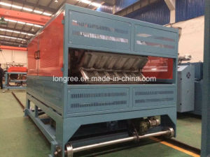 Plastic PVC Composite Roofing Sheet Extrusion Line/PVC Wave Tile Machine pictures & photos