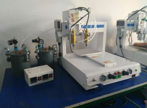 2glue Needles Automatic Dispensing Machine Jt-D3310 Glue Dispensing Machine/Glue Dispenser pictures & photos
