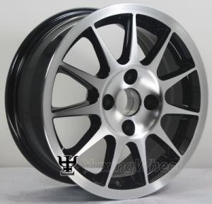15 Inch Black Car Aluminium Alloy Rim or Rims with OEM & ODM pictures & photos